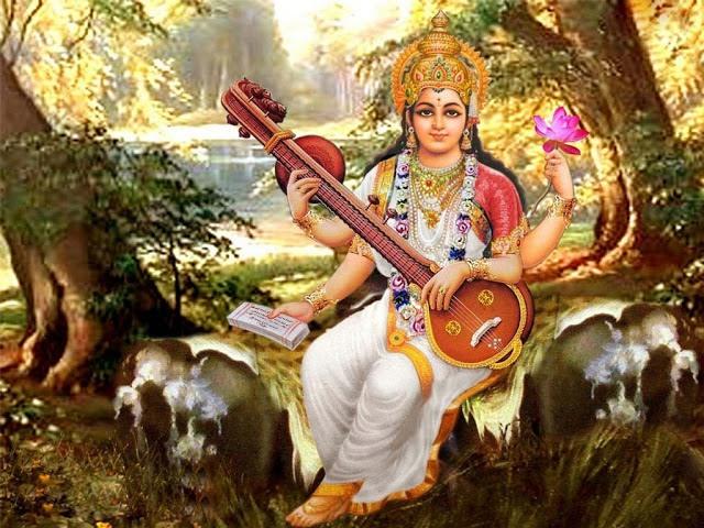 Download Free Hd Wallpapers Of Maa Saraswati म