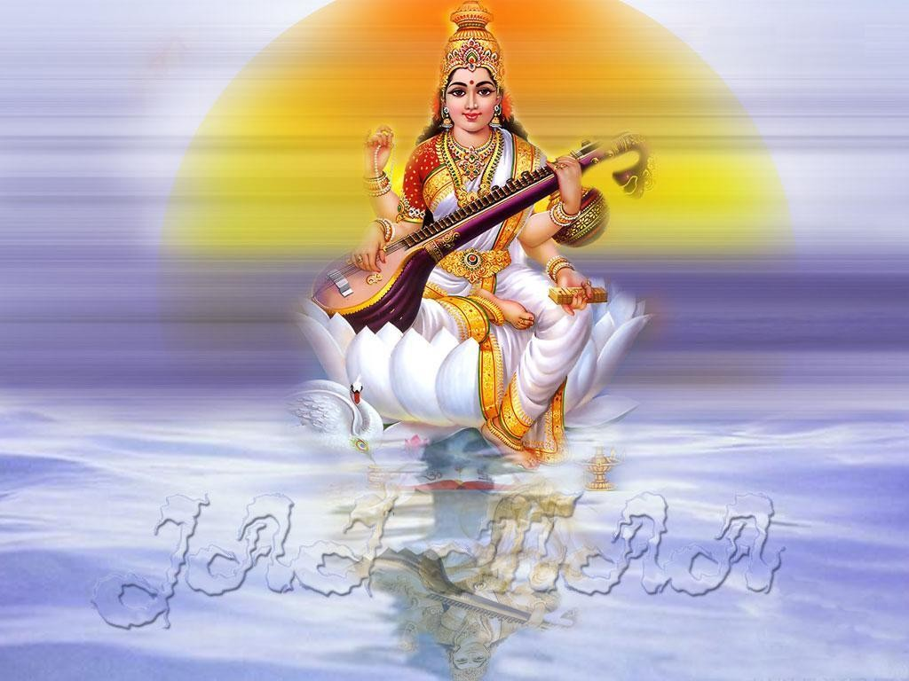 Download Free Hd Wallpapers Of Maa Saraswati म सरसवत