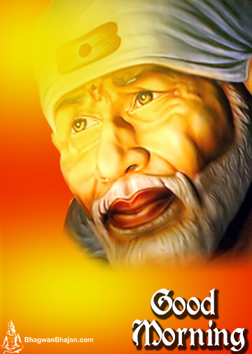 Monday Good Morning Sai Baba Images