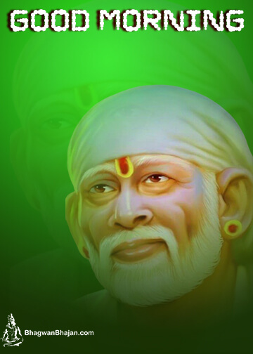 Saibaba Good Morning Wishes