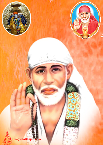 Sai Baba temple wallpaper