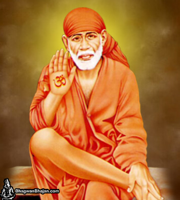 Om Sai Baba HD wallpaper