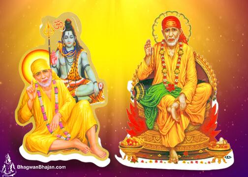 bhagvan shri shirdi sai baba  wallpaper