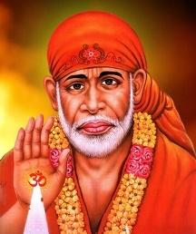 Download Sai Baba HD Wallpaper