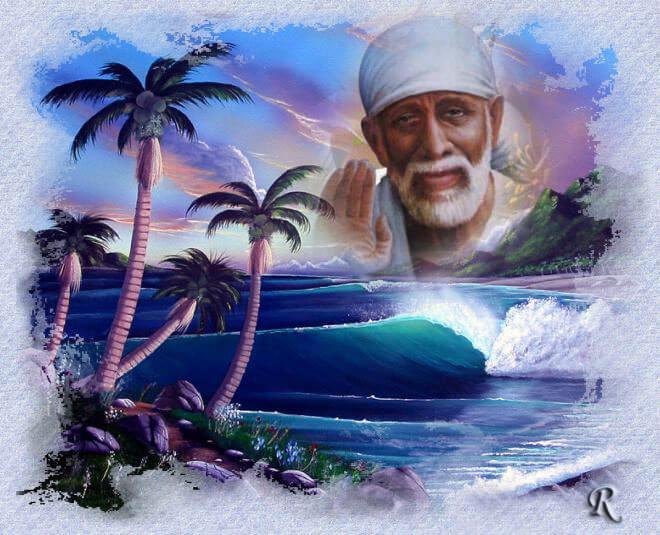 Shirid Sai Baba wallpaper