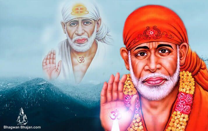 Shirdi Sai Baba HD wallpaper 8