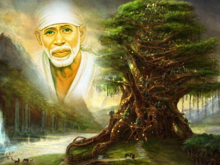 Shirdi Sai Baba wallpaper 12
