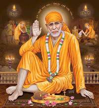 Sai Baba Hd Wallpaper Download Free