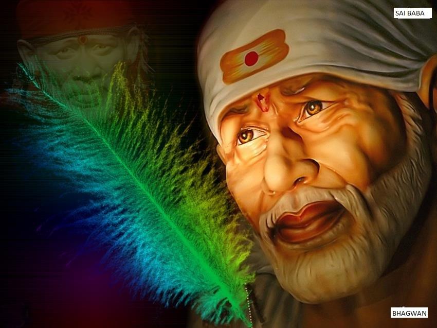 Shri sai baba ji Cover picture