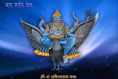 Download Shani Dev Wallpaper