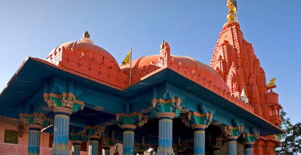 Shri brahma ji cover picture