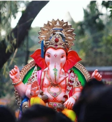 Shree Ganesha Facebook Photos