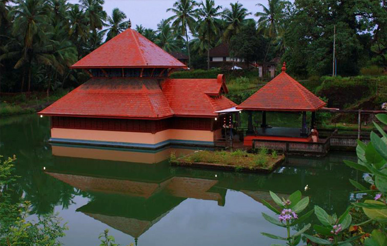 Madhur Mahaganapathi Temple, Kerala