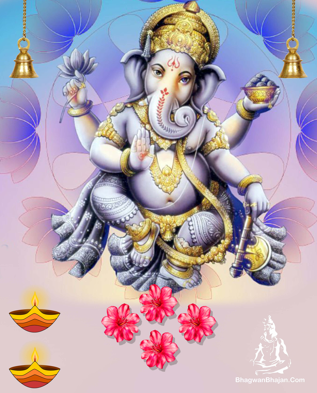 Download Bhagwan Shree Ganesh Free HD Wallpaper   Ganpati ...