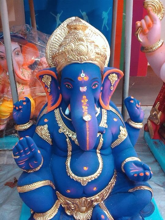 Download free hd wallpapers of shree ganesh ganpati blue color ganesh ji image thecheapjerseys Choice Image