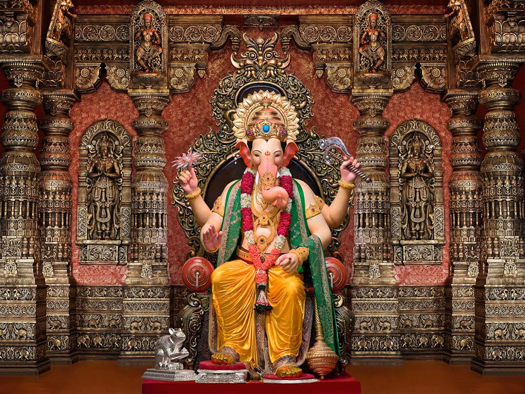 Download Free HD Wallpapers Of Shree Ganesh / Ganpati