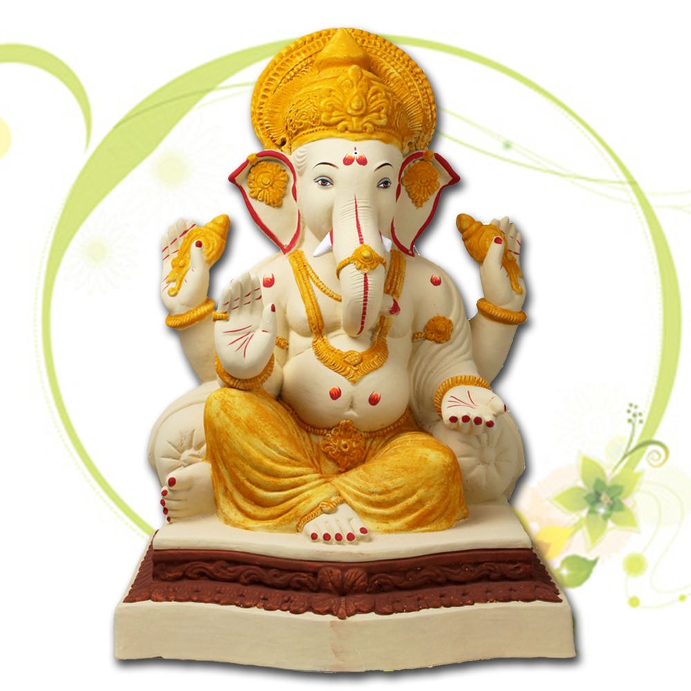 Shri Ganesh Hd Wallpaper: Download Free HD Wallpapers Of Shree Ganesh / Ganpati