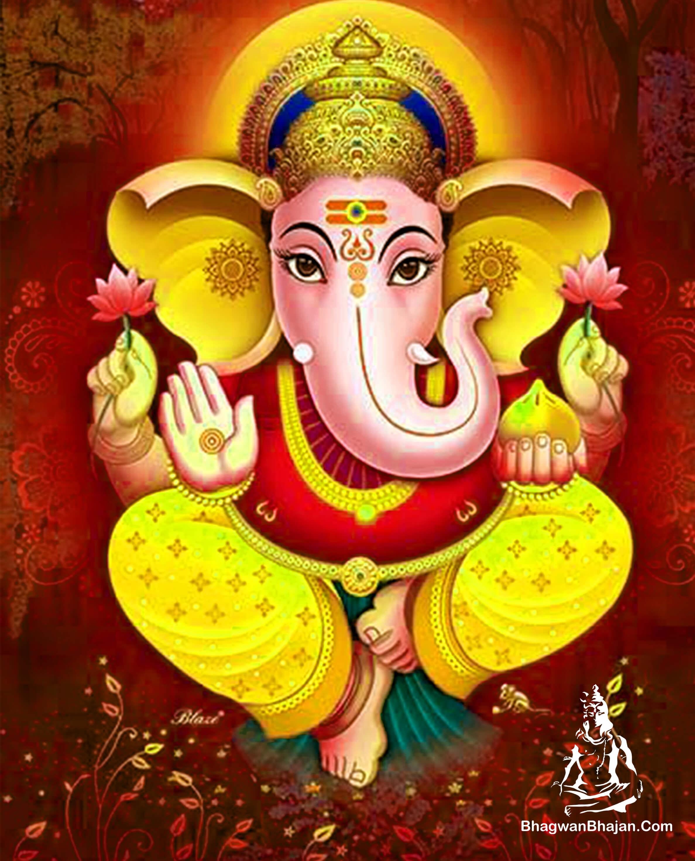 Download Bhagwan Shree Ganesh Free Hd Wallpaper Ganpati Bappa Wallpaper Latest New Lord Ganesha Pictures Images Photos