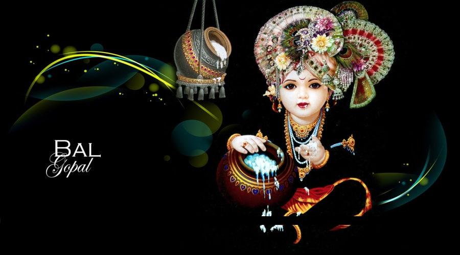 bhagwan shri krishna bal gopal krishna image