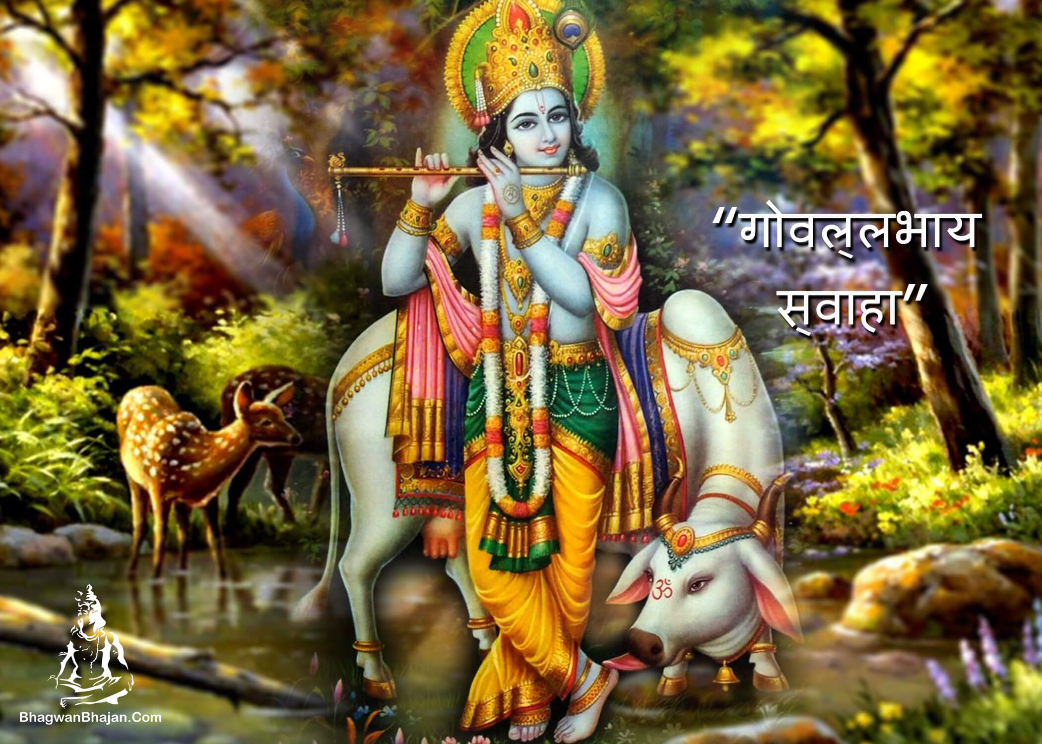 lord krishna best hd new wallpaper