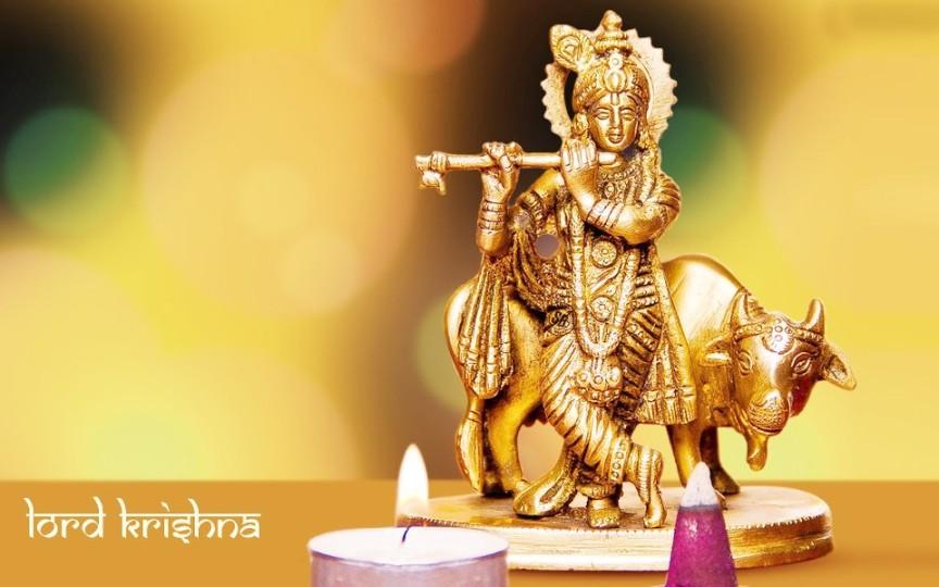 bhagwan shri lord krishna wallpaper