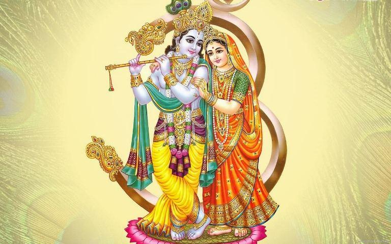 Shri krishna ji Cover picture