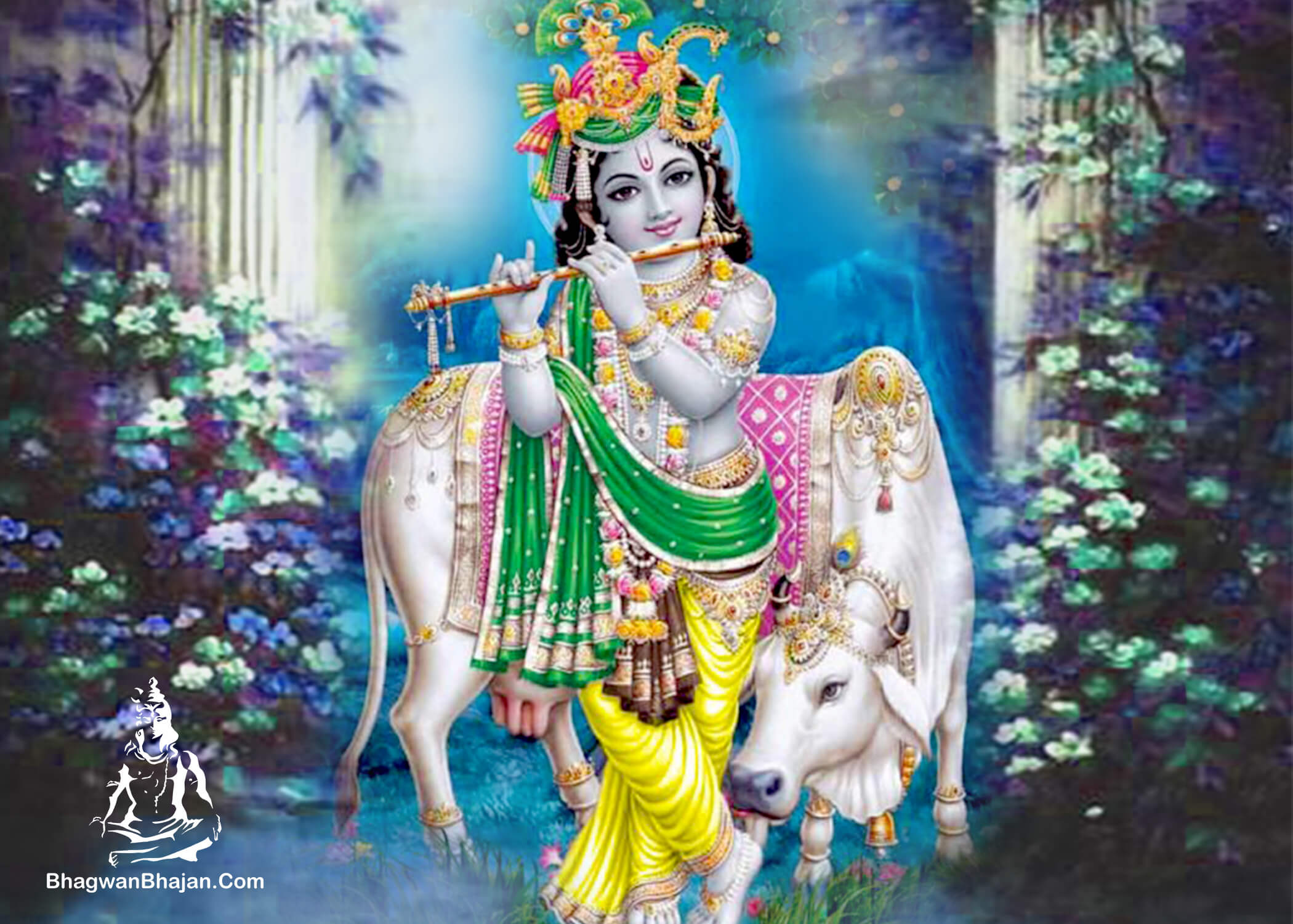 shri krishna wallpapers hd