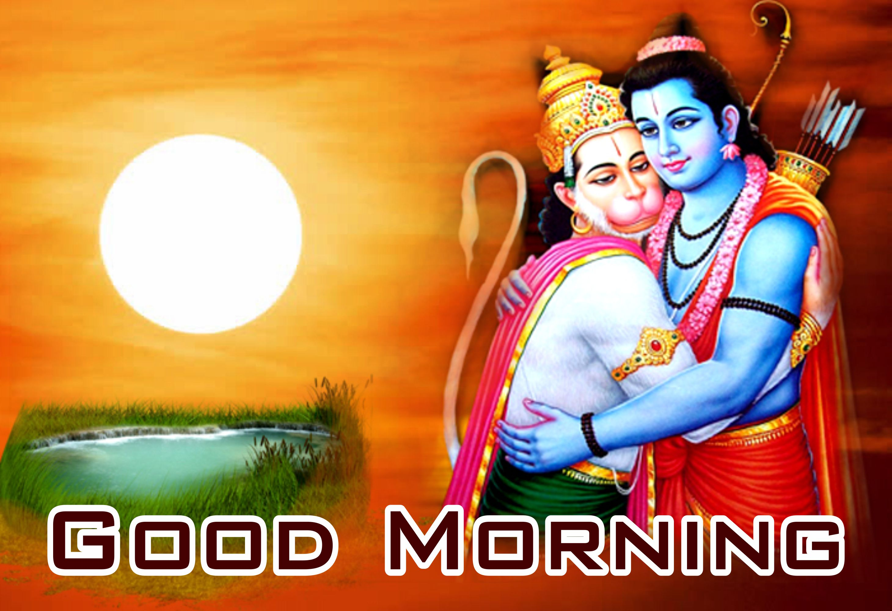 bhagwan shri ram morning wishes download images