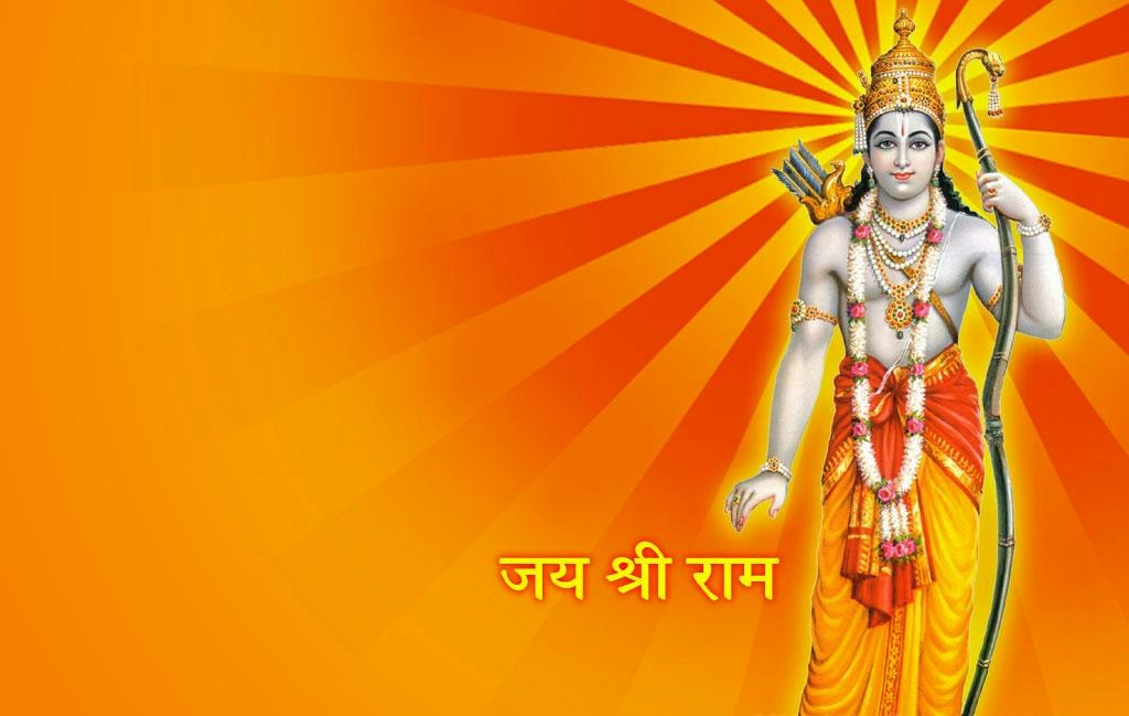 Jai shree rama wallpaper