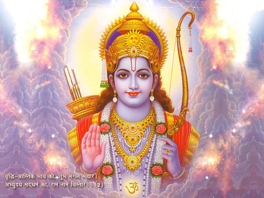 Ram sharnam ram ji wallpaper