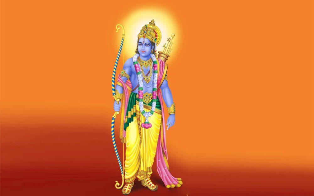 Shri Ram HD wallpaper