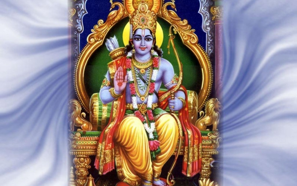 Shri Ram Ji HD wallpaper