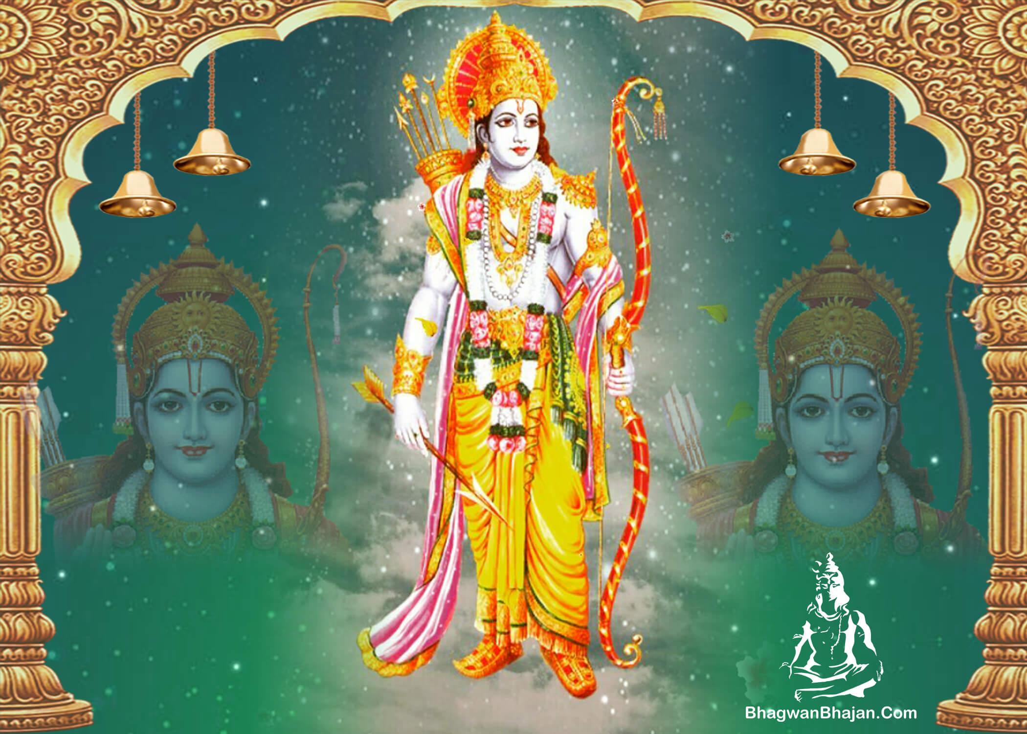 bhagwan ram best wallpaper