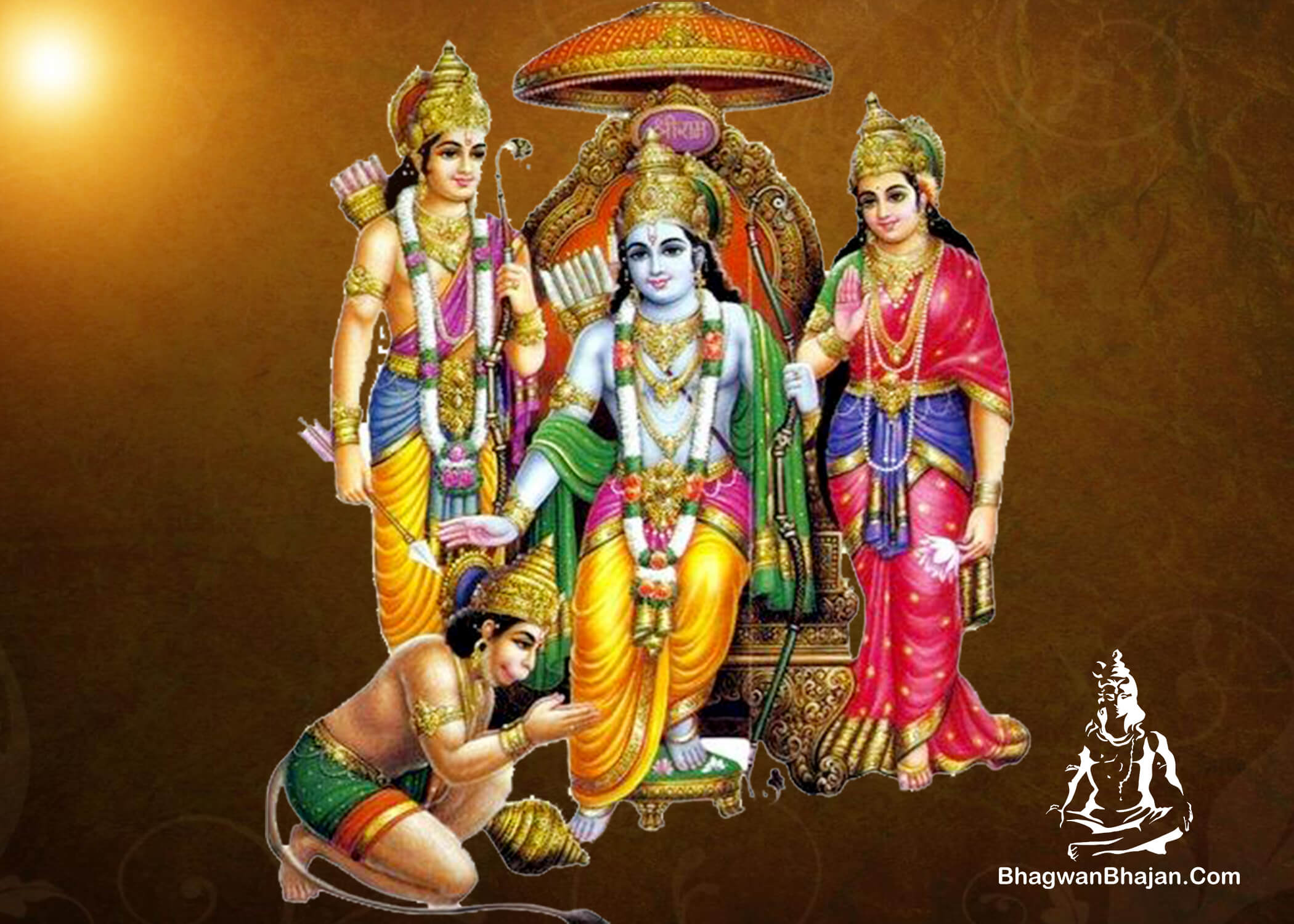 bhagwan ram hd best wallpaper