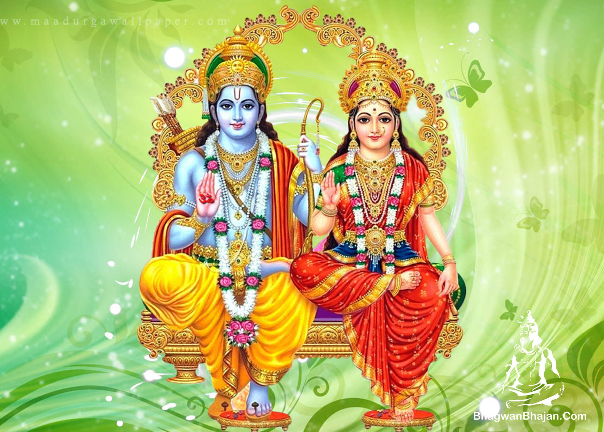 bhagwan ram sita best hd wallpaper