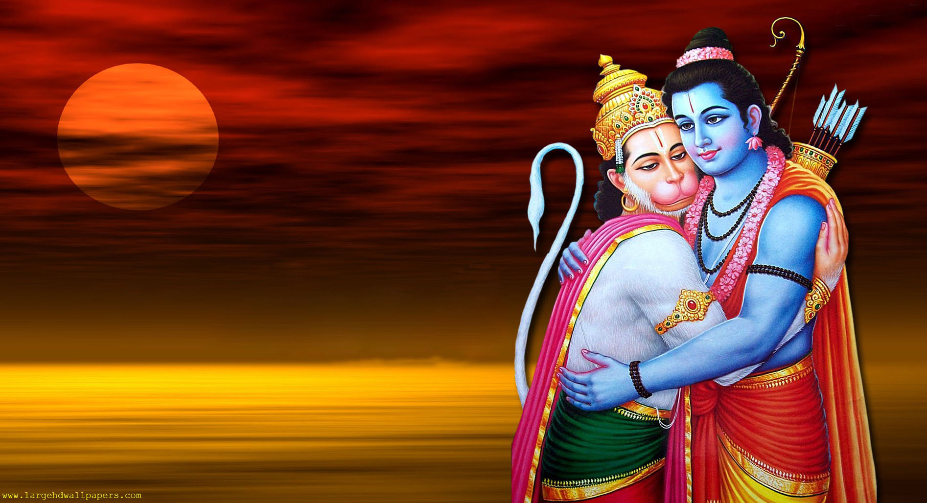 Download Free Hd Wallpapers Of Shree Ram Ramji