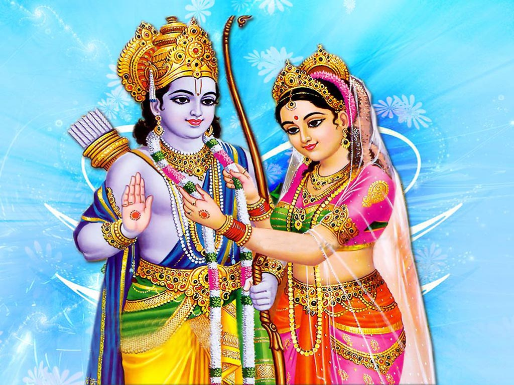happy ram navami wallpaper