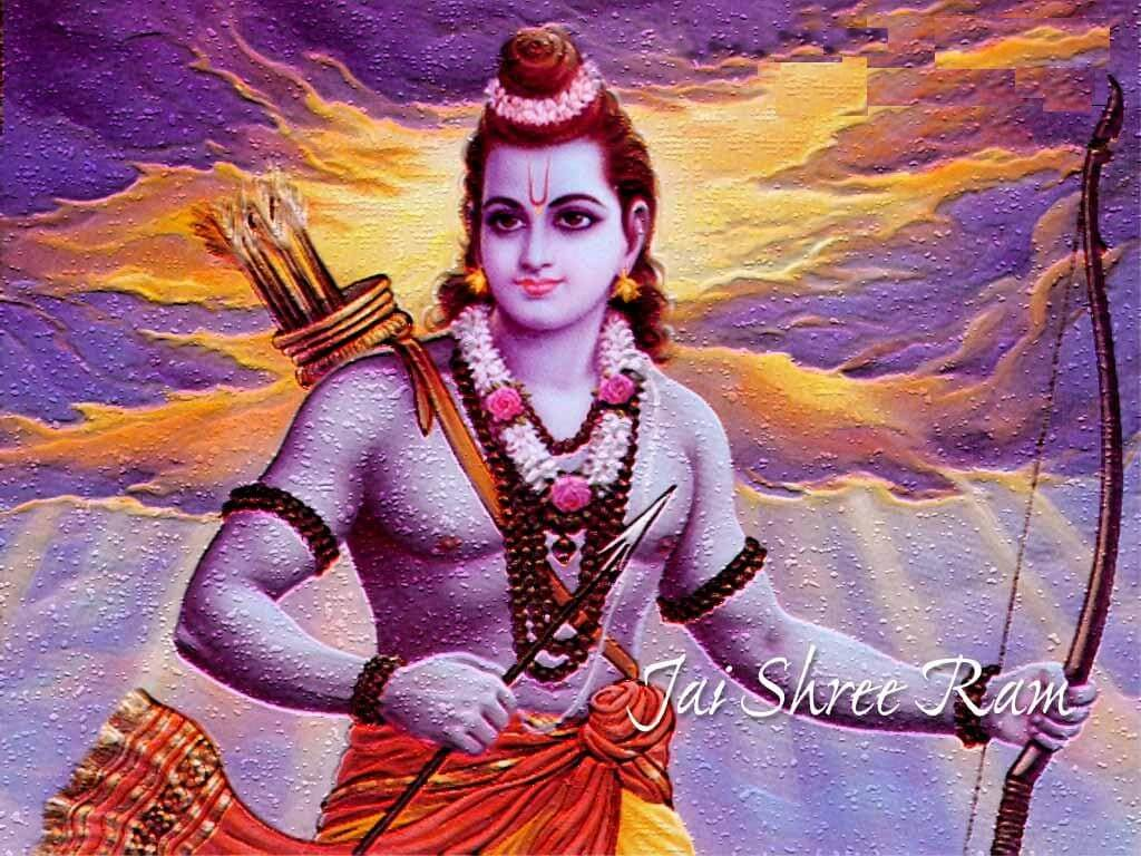 jai shree ram wallpaper