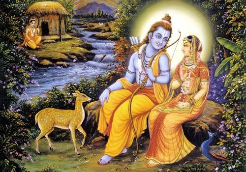 Ram Laxman and mata sita