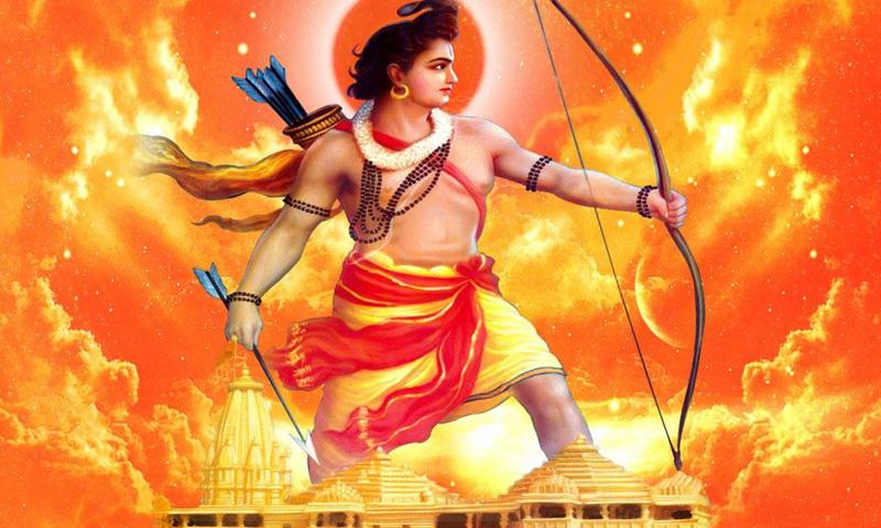 Shree Ram Hd Wallpaper