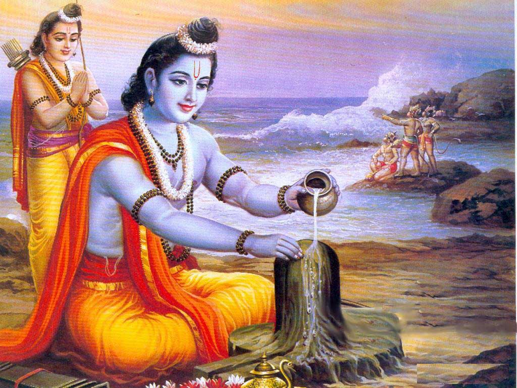 shree rama wallpaper