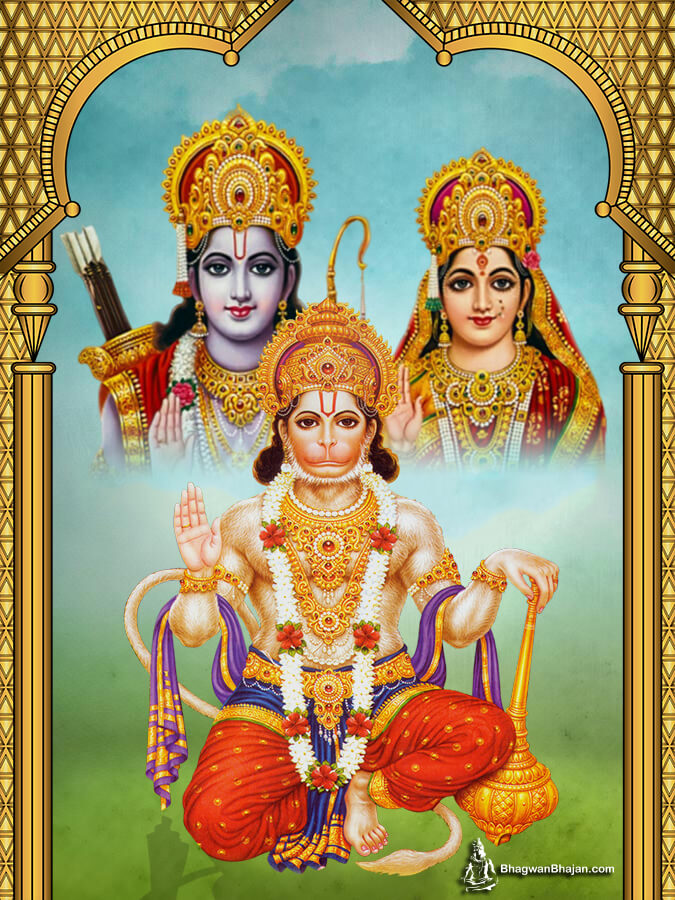 Bhagwan Shri Ram New HD Wallpaper