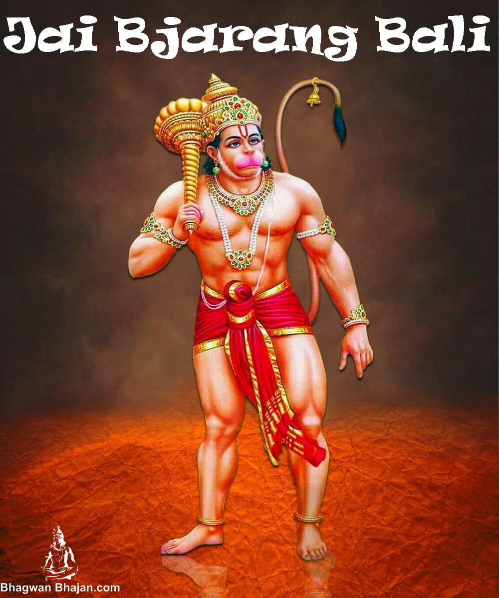 Hanuman Images with Rama and Laxman