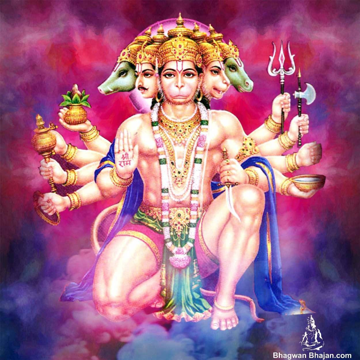 Download Free Hd Wallpapers Of Shree Hanuman Bajrangbali