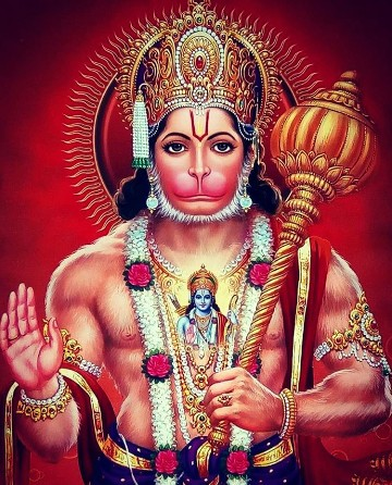 Bhagwan Shri Hanuman facebook Photo 16