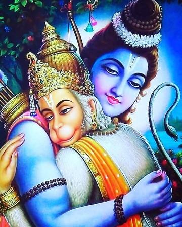 Bhagwan Shri Hanuman facebook Photo 21