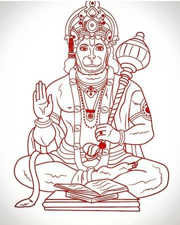 Bhagwan Shri Hanuman facebook Photo 25