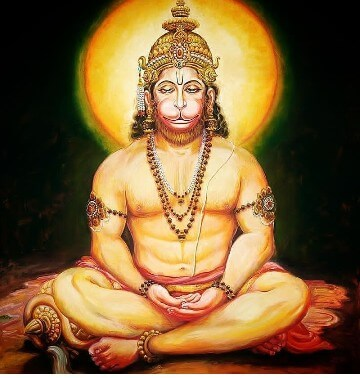 Bhagwan Shri Hanuman Instagram Photo 1