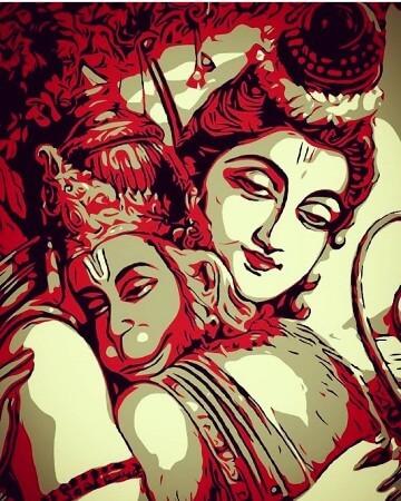 Bhagwan Shri Hanuman Instagram Photo 12