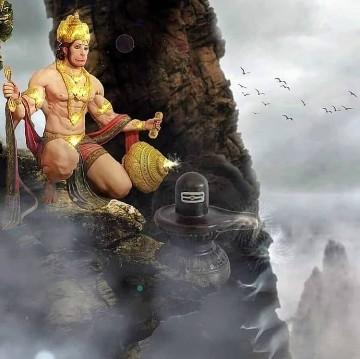 Bhagwan Shri Hanuman Instagram Photo 13